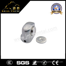 Stainless Steel Zinc Alloy Magnetic Door Stopper for Glass Door