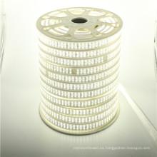 Nueva tira llevada flexible al aire libre interior brillante estupenda doble de la fila 220v 110V 2835