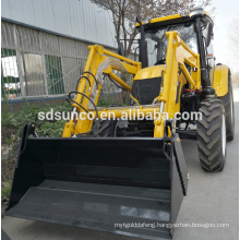 garden tractor front end loader widely used in German