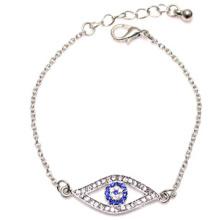 Evil Eye Full Diamond Bracelet (XBL13497)