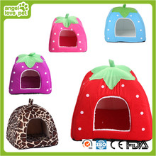 Multicolor Cotton Pet House Pet Ger (HN-pH562)
