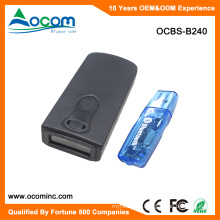 OCBS-B240 Mini Bluetooth Portable CCD Barcode Scanner Reader