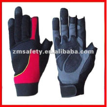 Two finger mechanic fishing glove
