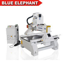 Small Homemade DSP control 2d 3d wood and plastic cnc milling machine china