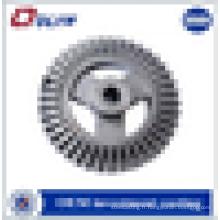 Pièces de turbine à coulée à cire perdue en acier inoxydable personnalisées de haute qualité