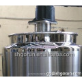 Stainless Steel Chocolate Cheese Mayonnaises Syrup Making Machine