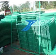 Galvanisierter geschweißter Maschendraht-Zaun