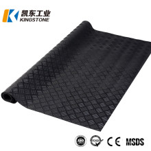 High Quality Black Recycle Rubber Sheet with Factory Price