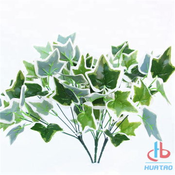 Artificial Green Gourd Leaves