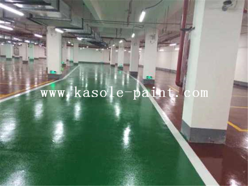 epoxy mortar flooring system