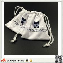 Personalizado impresa bolsas de joyería (DH-MC0634)