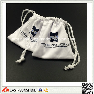 Custom Printed Jewelry Pouches (DH-MC0634)