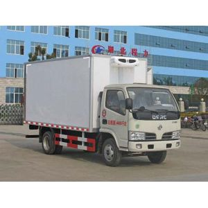 Dongfeng Furuika used reefer vans for sale