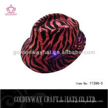 Leopardo LED party hat