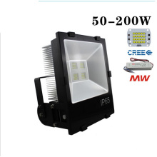 85-265V Wasserdichtes IP65 50W 5000lm LED-im Freienlicht