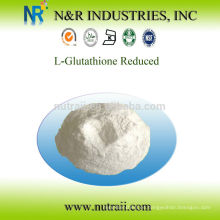 Extracto de levadura enriquecido con l-glutatión de alta calidad