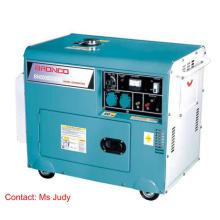 Bn5800dse / B stille Ail-gekühlte Dieselgeneratoren 5kw 186f
