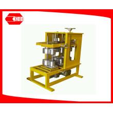 Blechbiegemaschine mit Stehfalzdach