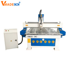Furniture Making Wooden Wave Board Cutting CNC Router