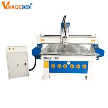 Máquina de grabado de puerta de enrutador CNC de 130 cm * 250 cm 3D