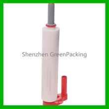 80 Gauge SGS hochwertige LLDPE PE Stretchfolie