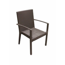 Muebles de Rattan al aire libre / silla de mimbre de jardín Silla de Rattan al aire libre