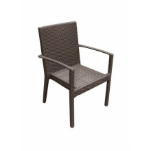 Meuble en rotin extérieur / chaise de jardin en osier Chaise en rotin en plein air