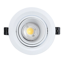 Dimmable Recessed Downlight conduzido Downlight conduzido redondo