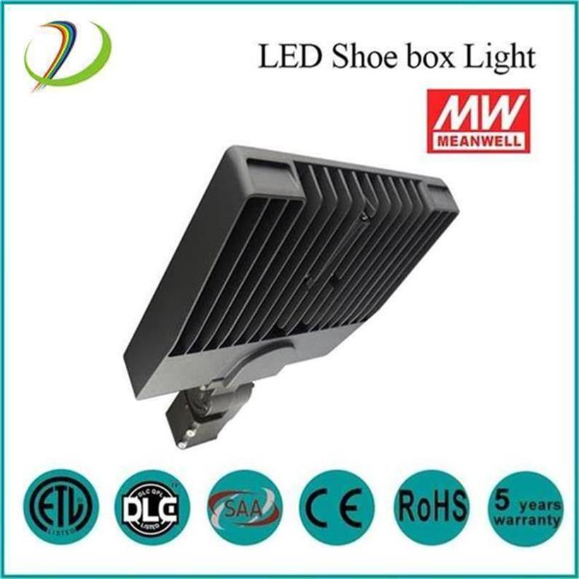 200W Led Outdoor Parking Lot Lighting