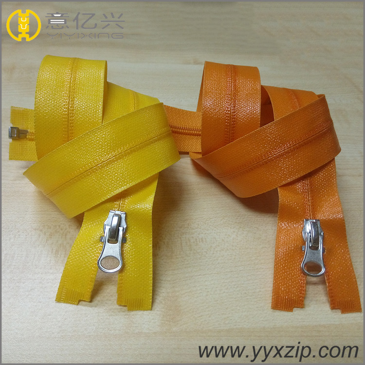High Quality Waterproof Nylon Zipper