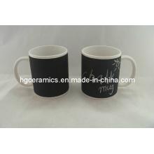11oz Decal Paper Chalk Board Ceramic Mug