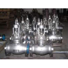 Rising Stem Type Globe Valve