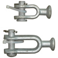 Hot Dip Galvanized Ball Clevis Q-7U Type