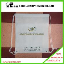 Kundenspezifischer Großhandel Polyester preiswerter Drawstring Beutel (Ep-B90210