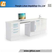 Cabinet d'instrument dentaire de station de travail à vendre