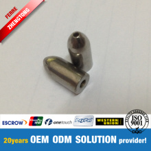 Thiết kế tùy chỉnh Tungsten Bullet Weights
