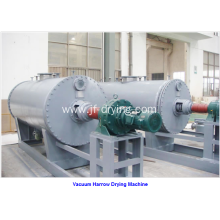 Vacuum harrow Dryer machine