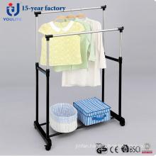 Hot Sale Double Pole Clothes Hanger