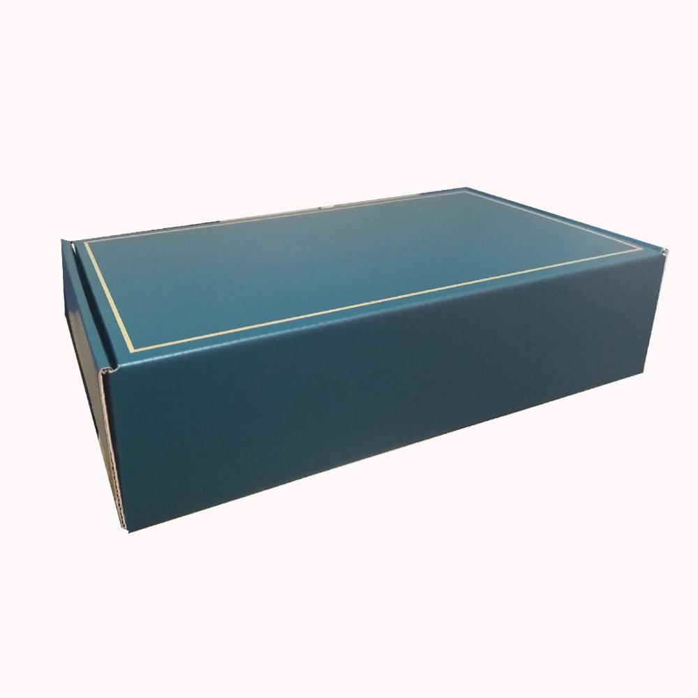 Custom corrugated mailing shipping box
