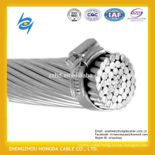 Overhead Transmission Line All Aluminium alloy Conductor AAAC cable Aerial Bare Conductor