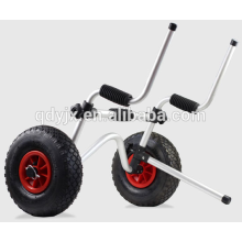 kayak cart with with 1 kickstand and soft foam rubber YJX02012
