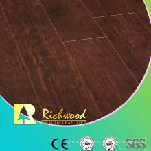 Commercial 8.3mm E1 HDF Embossed Oak V-Grooved Waterproof Laminate Floor