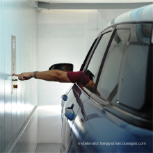 Basement Lift Vehicle Electric Parking Automobile Garage Car Elevator
