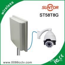 5.8GHz 5-8km Outdoor Long Range Wireless CCTV Video Transmitter