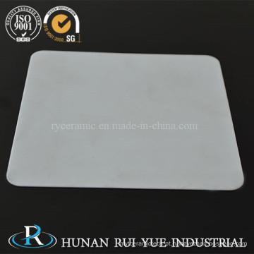 Placa elétrica cerâmica da alumina high-density
