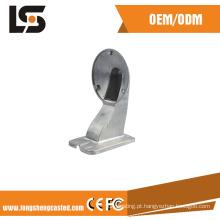 Moldar moldar peças de molde para peças médicas de alumínio da fábrica de Hangzhou