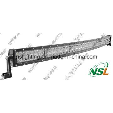 288W 4X4 CREE LED Car Light Bar, Curved LED Light Bar off Road, Car LED Light Arch Bent