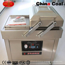 Dz (Q) 500-2sb Double Chamber Food Vacuum Packaging Machine