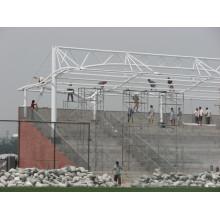 Estrutura de arco de aço para estádio