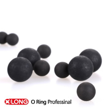 High Performance Flexible Customized Black NBR Solid Ball